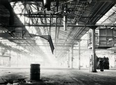 FfPP07 Foggy Interior, Uniroyal Tire Factory, City of Commerce, CA 1980